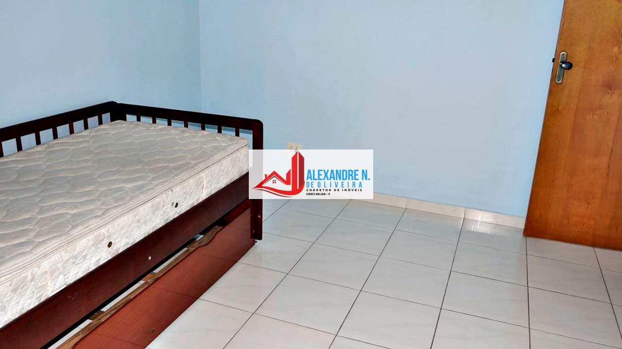 Vista mar 2 dorms, sacada gourmet, Tupi, R$ 350 mil, AP00544.