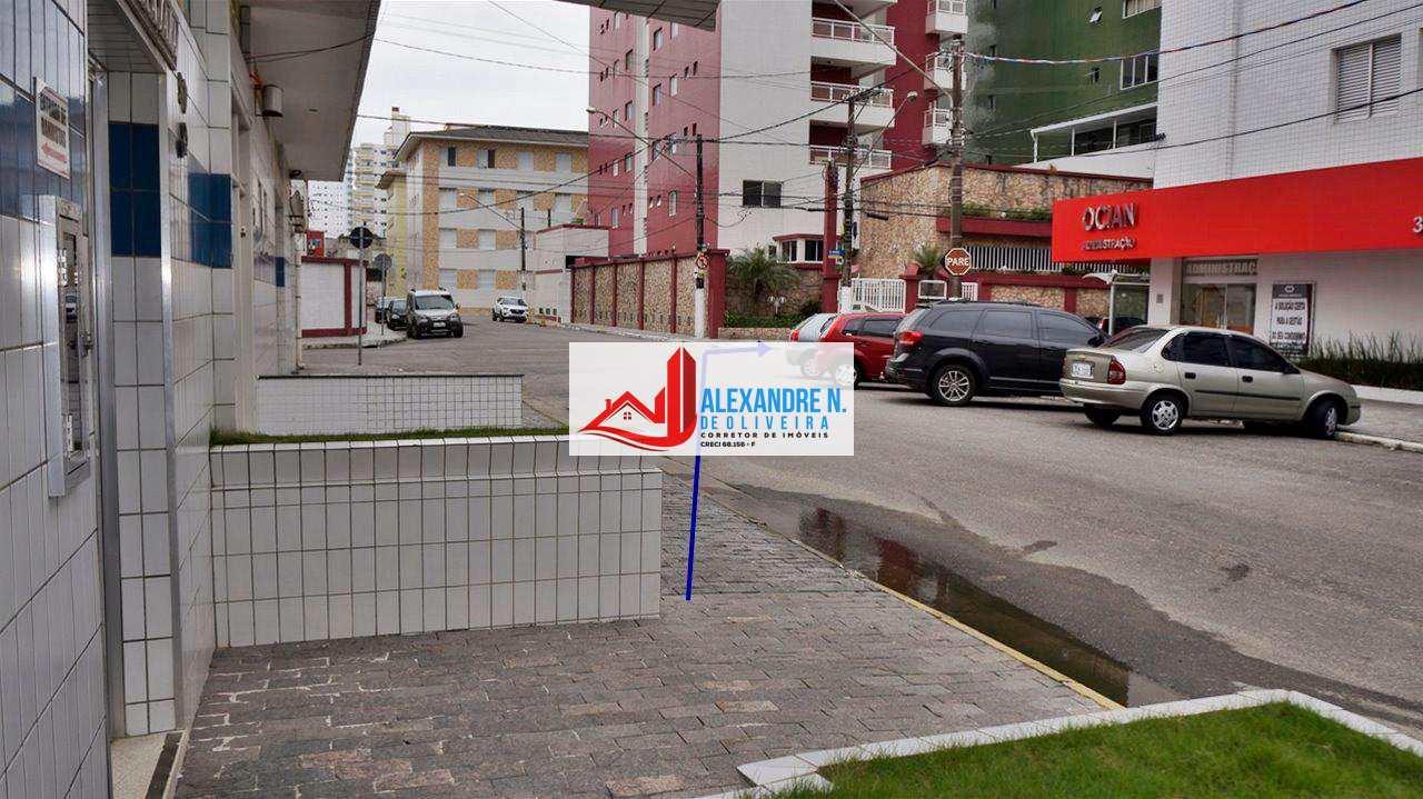 Kitnet com 1 dorm, Ocian, Praia Grande - R$ 130 mil, Cod: KT00165