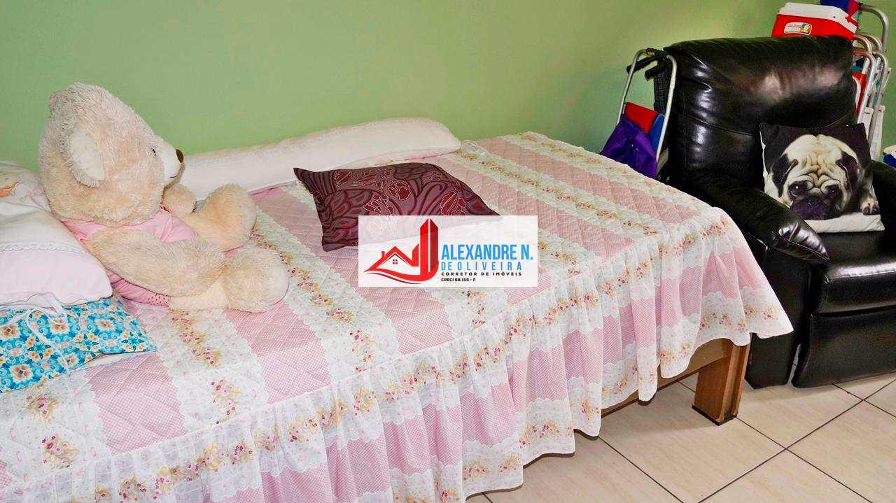 Vista-mar, 2 dorms, 2 vagas, Ocian, Praia Grande, AP00548