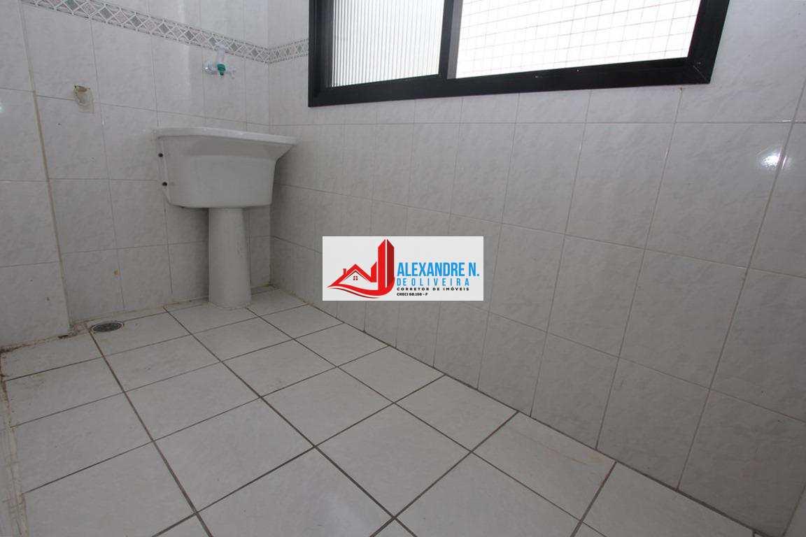 Apartamento 1 dorm, Ocian, Praia Grande - R$ 200 mil, AP00549