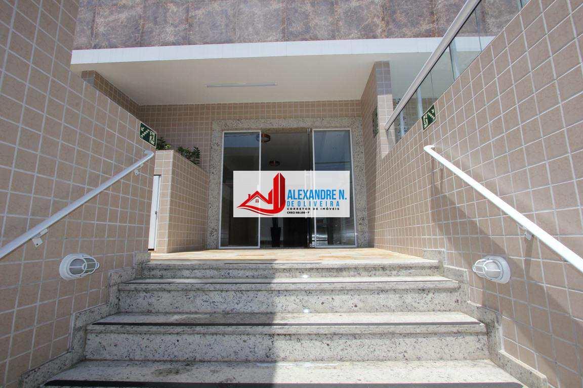 Apartamento com 2 dorms, Ocian, Praia Grande - R$ 295 mil, Cod: AP00550