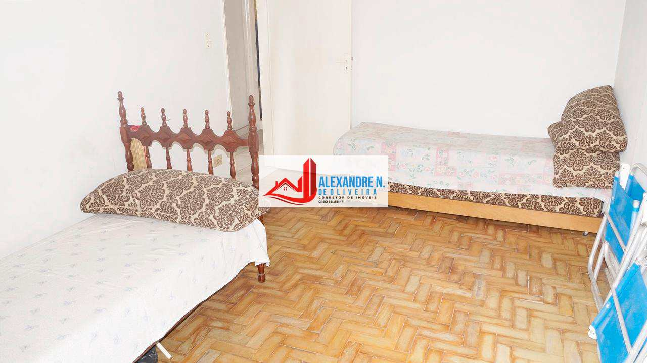 Apartamento 2 dorms, Aviação, Praia Grande - R$ 150 mil AP00552