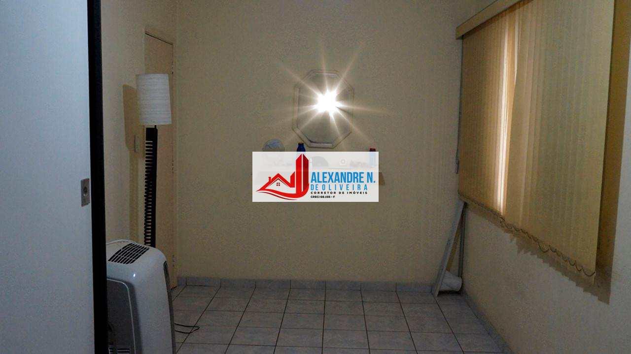 Apto 1 dorm mobiliado, Ocian, Praia Grande, R$ 150 mil, AP00581