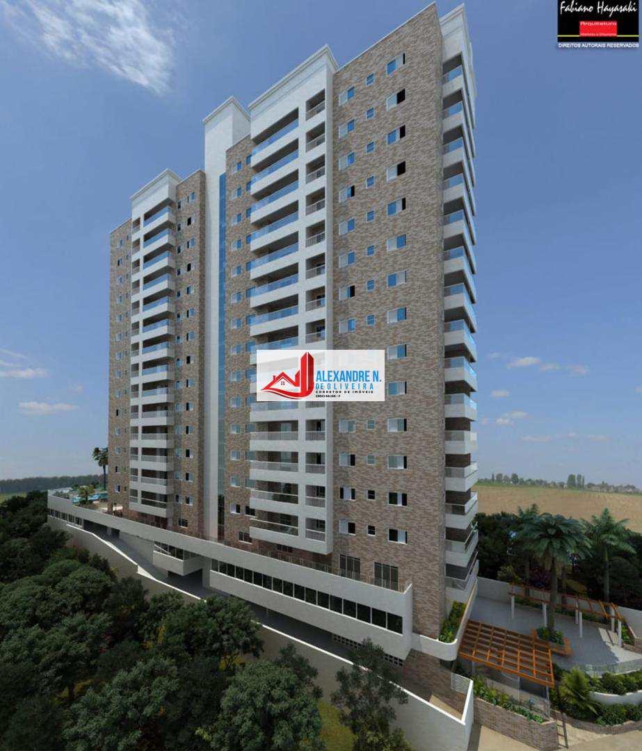 Apto 2 dorms, Canto do Forte, Praia Grande, R$ 328 mil, AP00582