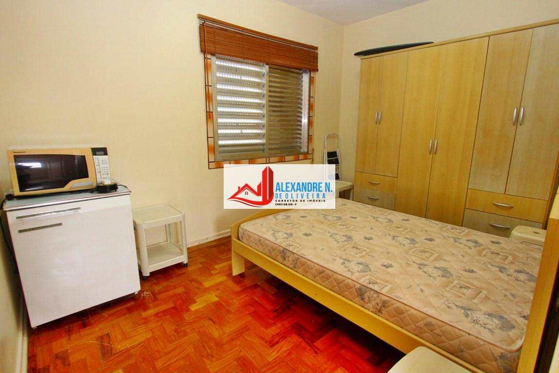 Vista mar, 2 dorms, garagem, Praia Grande, R$ 200 mil, AP00584