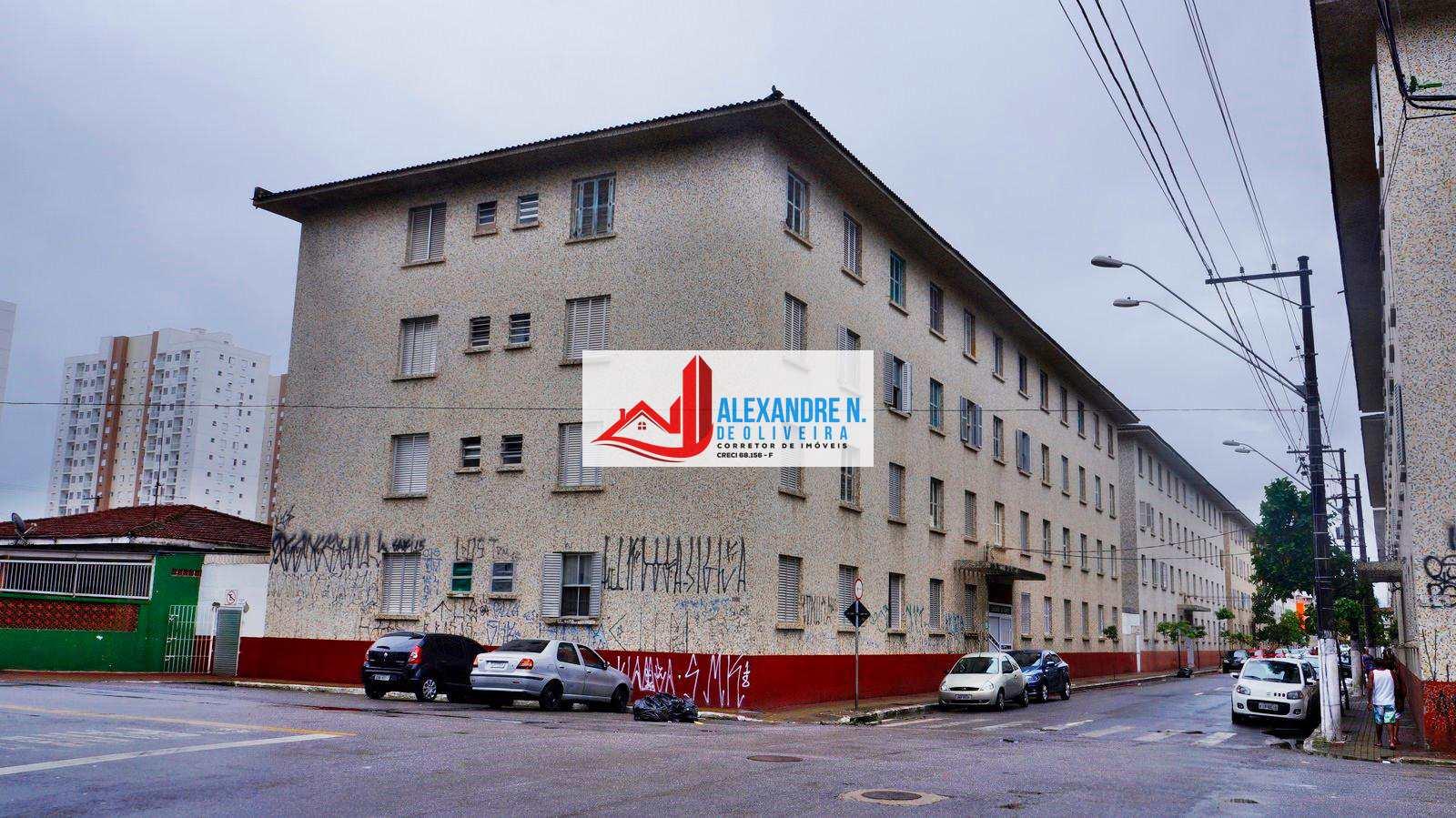 Kitnet, Ocian, Praia Grande - R$ 80 mil, KT00023
