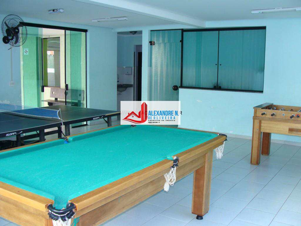 Apartamento com 1 dorm, Ocian, Praia Grande - R$ 160 mil, Cod: APOO597