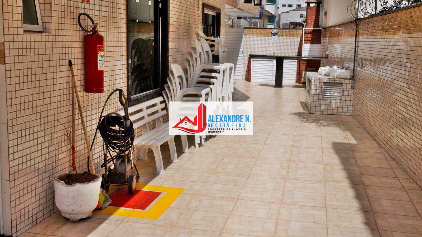 Apto 3 dorms, Boqueirão, Praia Grande - R$ 575 mil, AP00599