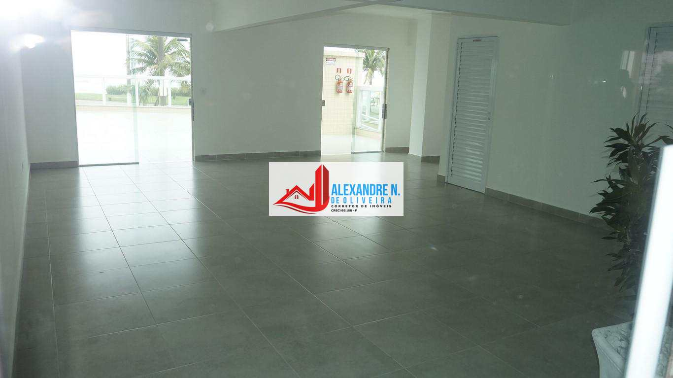 Apto 1 dorm, Caiçara, Praia Grande, Entr. R$ 140 mil, AP00611
