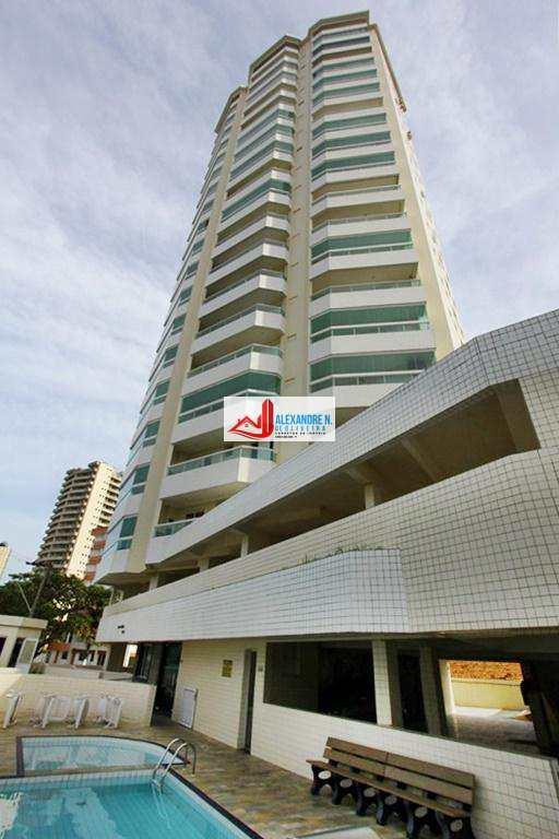 Frente mar, 2 dorms, Maracanã, Praia Grande, R$ 330 mil AP00615