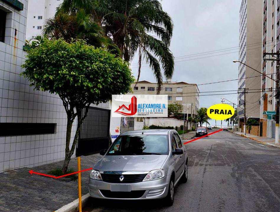 Vista mar 3 dorms, Ocian, Praia Grande, R$ 220 mil, AP00616