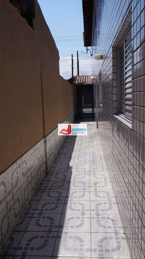 Casa 2 dorms, suíte, Mirim, Praia Grande - R$ 260 mil, CA00013