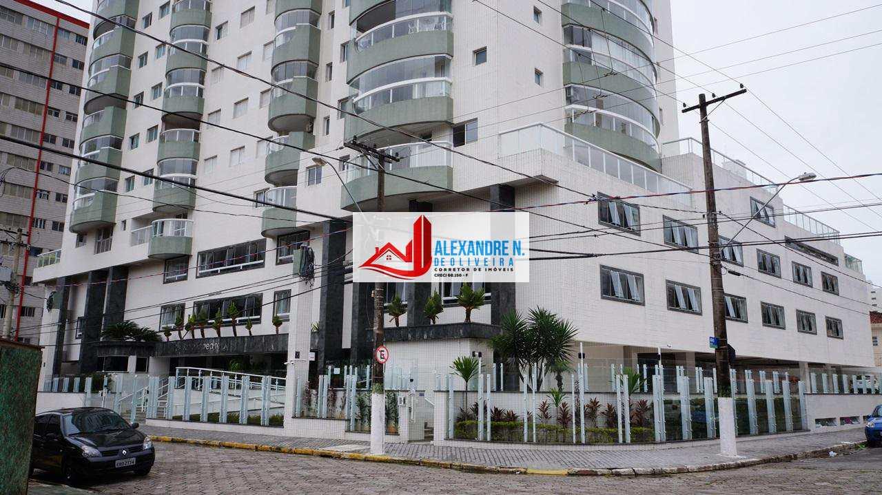 Frente mar, 4 dorms, Aviação, Praia Grande, R$ 950 mil, AP0062