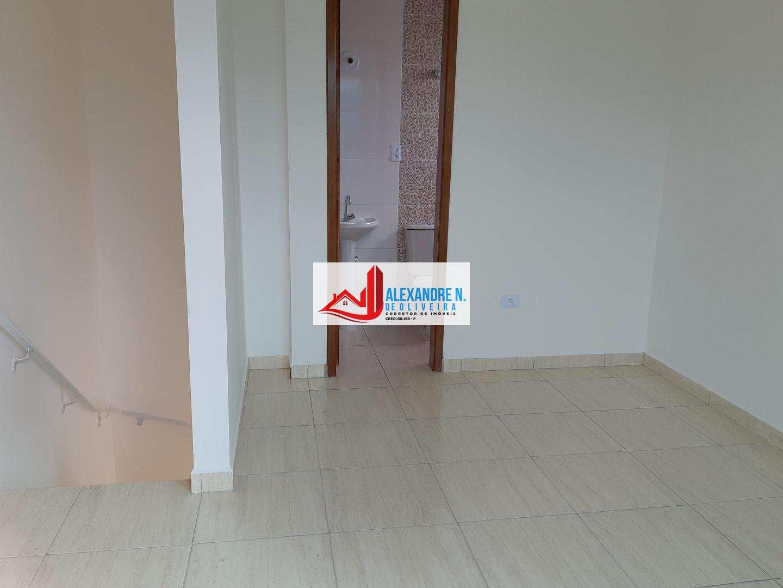 Sobrado condomínio, 1 dorm, Vila Sônia, Praia Grande, SB00015