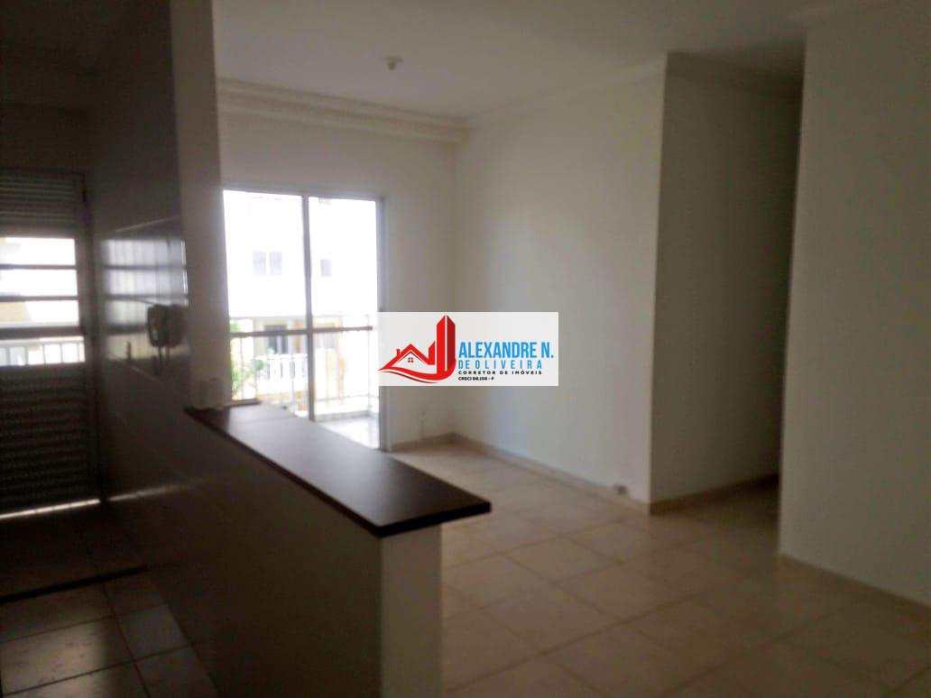 Apto 3 dorms, suíte, Ocian, Praia Grande - R$ 290 mil, AP00623