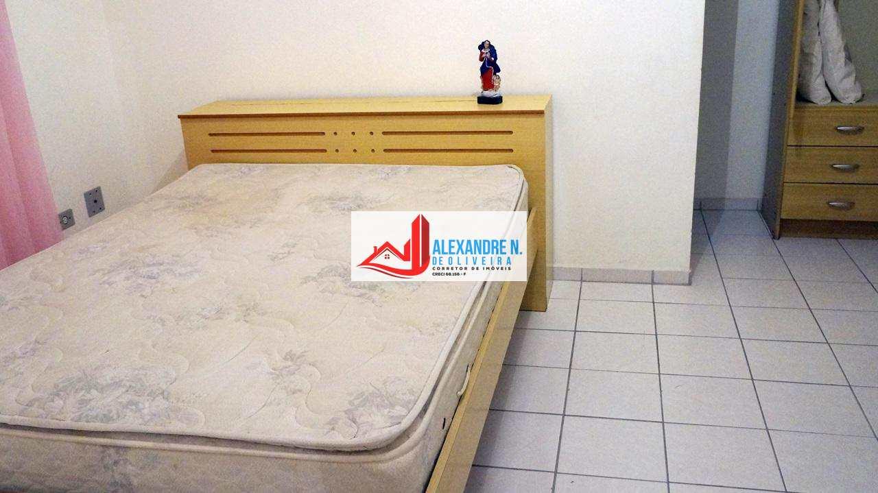 Apartamento 2 dorms, Ocian, Praia Grande, R$ 180 mil, AP00624
