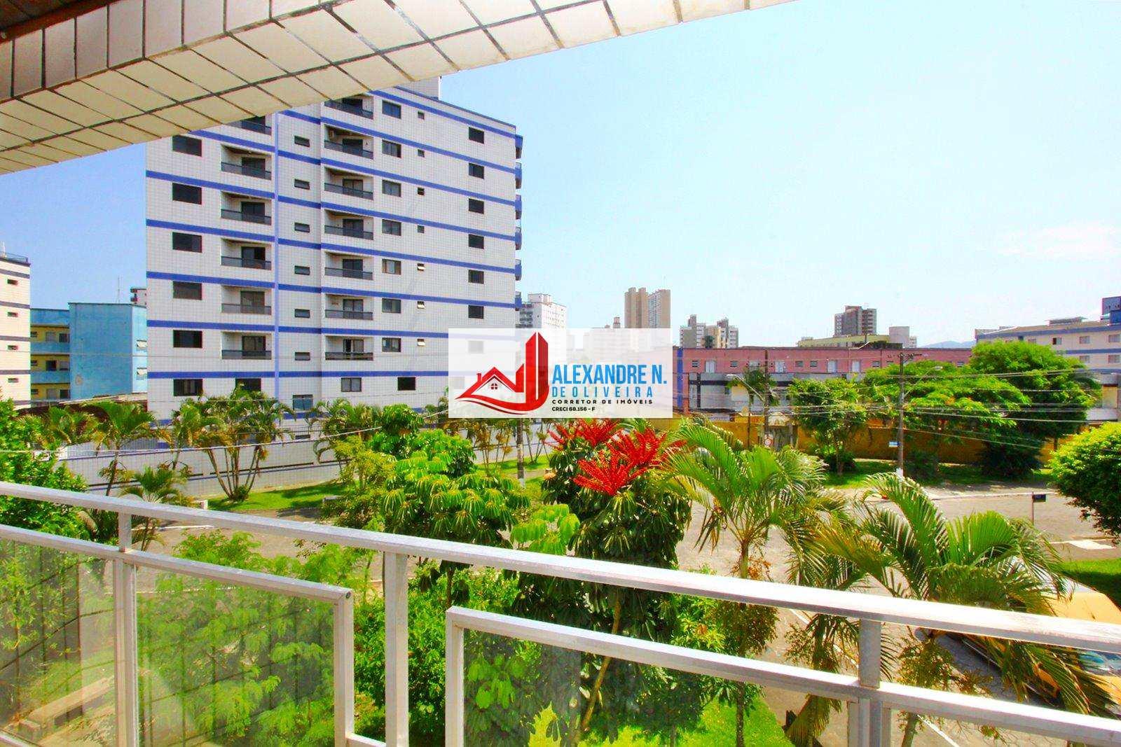Apartamento 1 dorm, Mirim, Praia Grande, R$ 120 mil, AP00625
