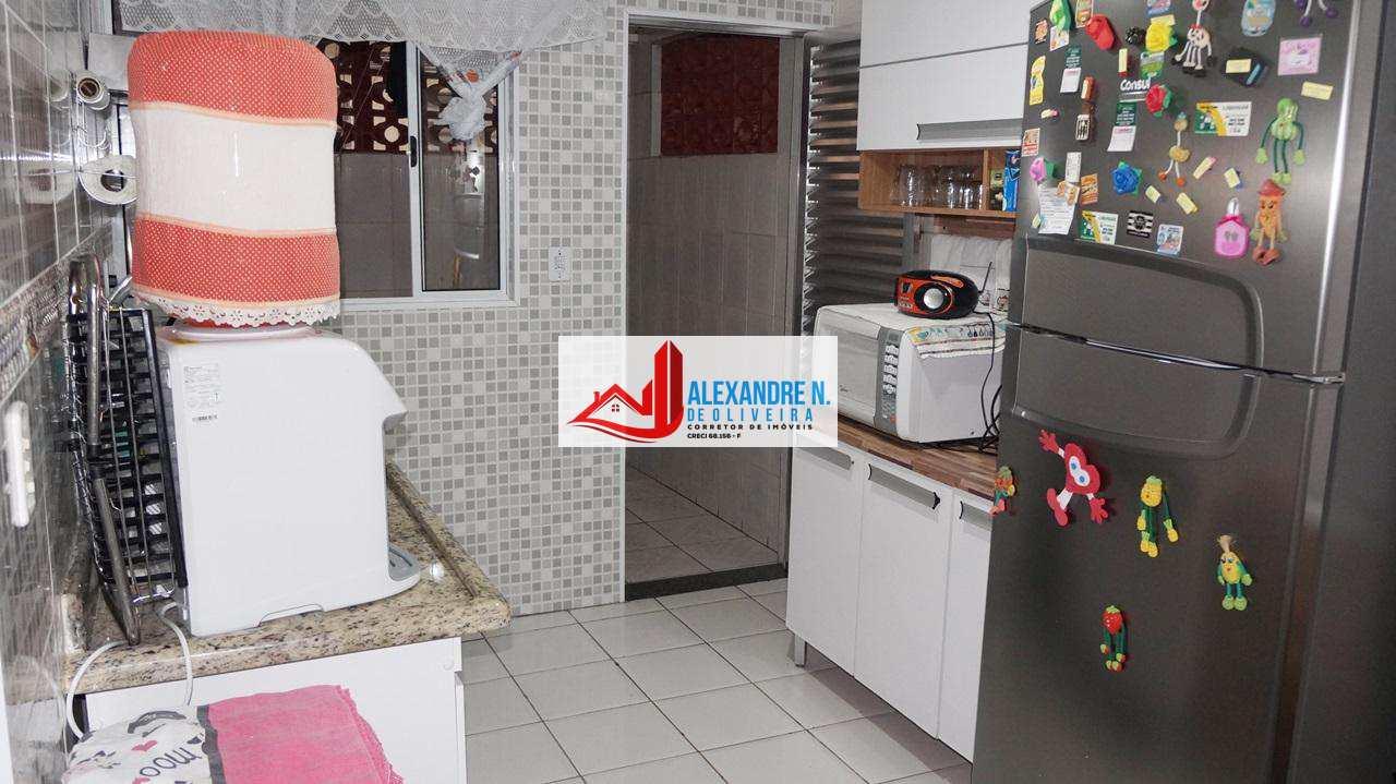 Sobrado 2 dorms, Nova Mirim, Praia Grande, R$ 190 mil, SB00016