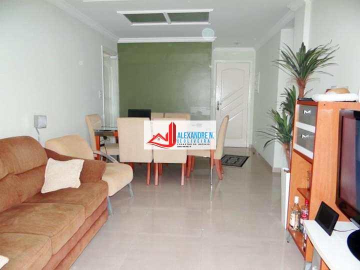 Apto 2 dorms, suíte, Maracanã, Praia Grande, R$ 210 mil AP00631