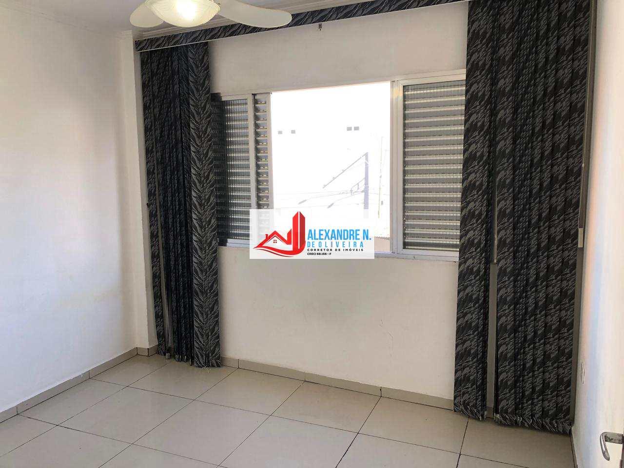 Apto 2 dorms, Boqueirão, Praia Grande, R$ 190 mil, AP00635.