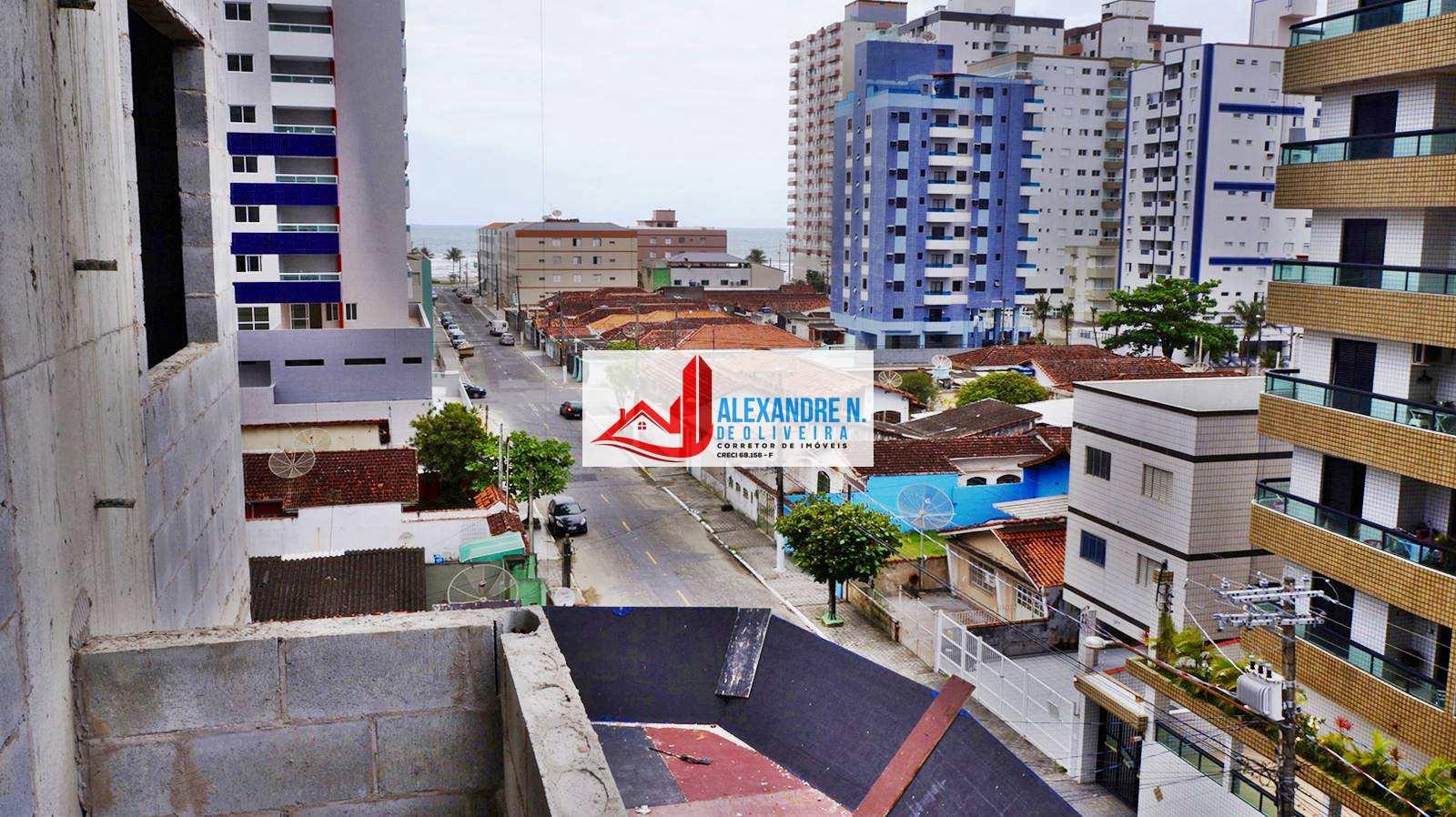 Apto 2 dorms, Ocian, Praia Grande, Entr. R$ 40 mil, AP00636.