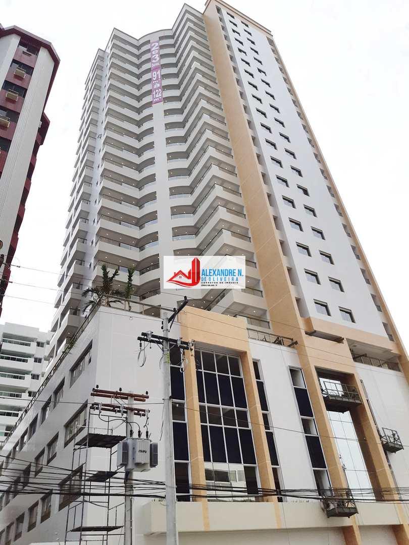 Apto 2 dorms, Canto do Forte, Praia Grande, R$ 385 mil, AP00289