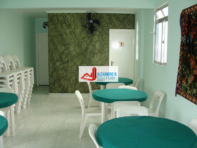 Vista ao mar, 2 dorms, Ocian, Praia Grande, R$ 180 mil, AP00640