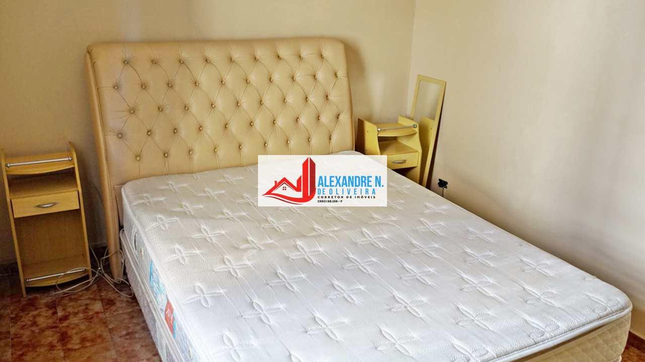 Vista-mar, 2 dorms, Tupi, Praia Grande - R$ 170 mil, AP00646