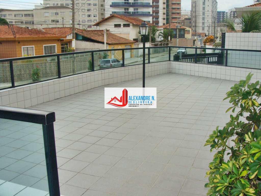 Apartamento 1 dorm, Ocian, Praia Grande - R$ 135 mil, AP00654.