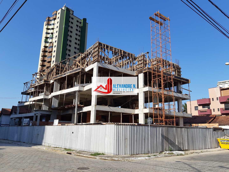 Apto 2 dorms Guilhermina Praia Grande, Entr. R$ 40 mil, AP00659