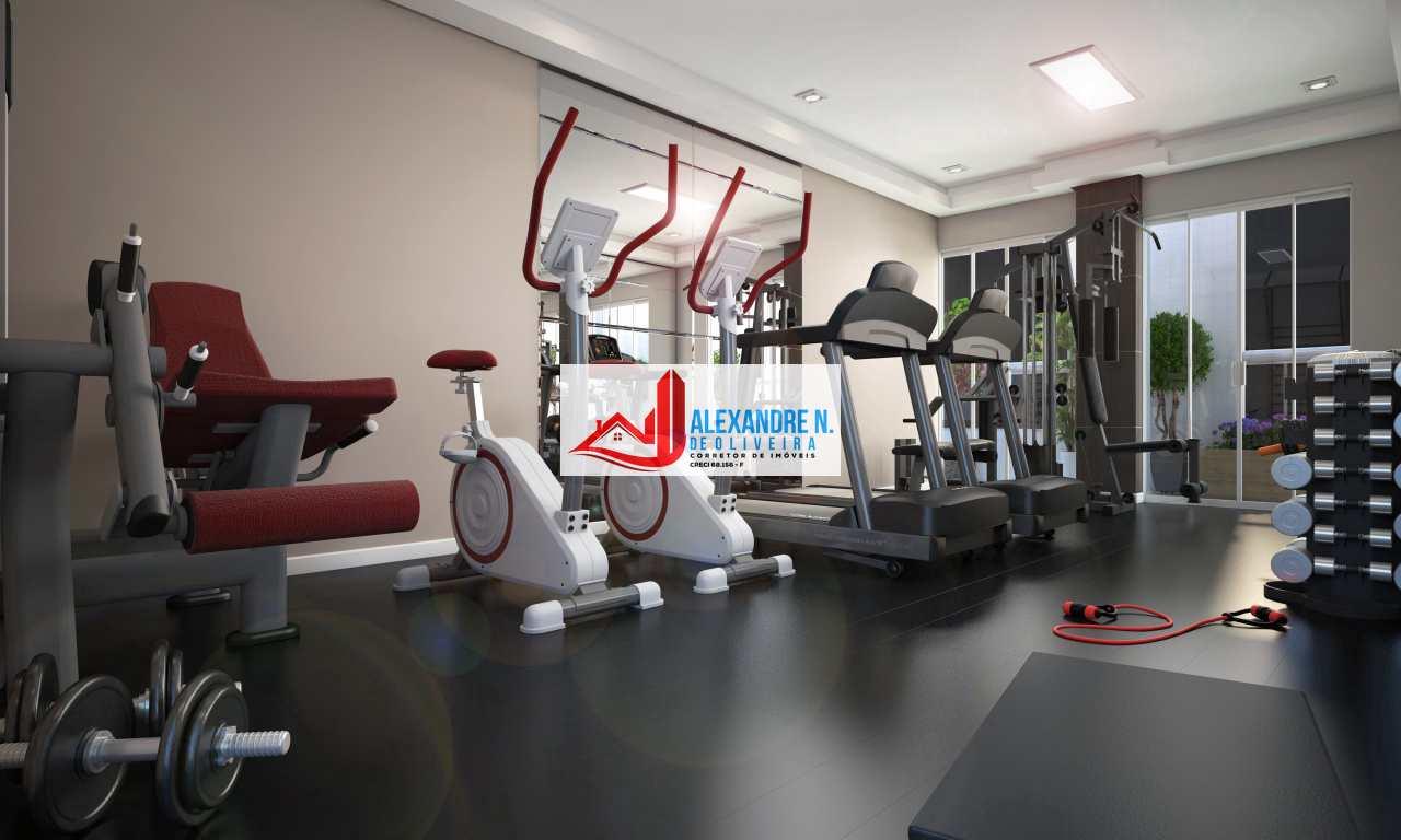 Apartamento 2 dorms, Ocian, Praia Grande - R$ 25 mil, AP00664
