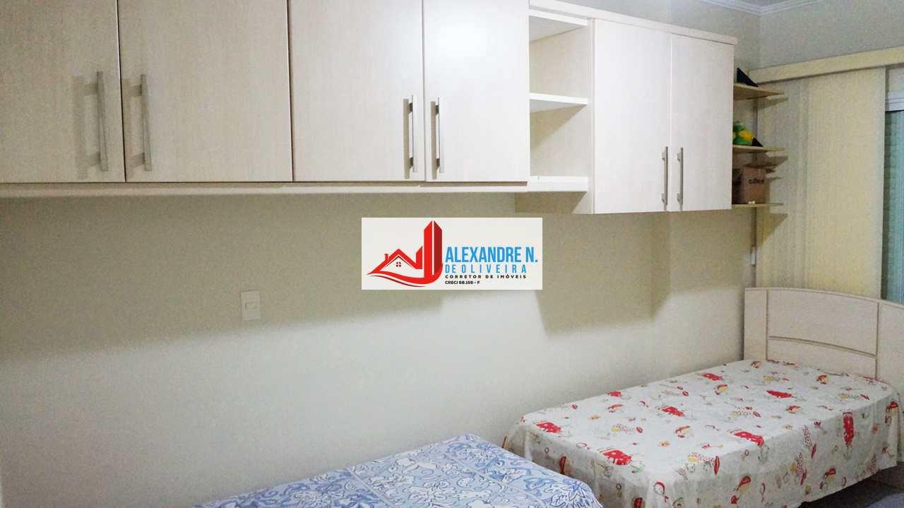 Apartamento 2 dorms, Ocian, Praia Grande, R$ 320 mil, AP00671