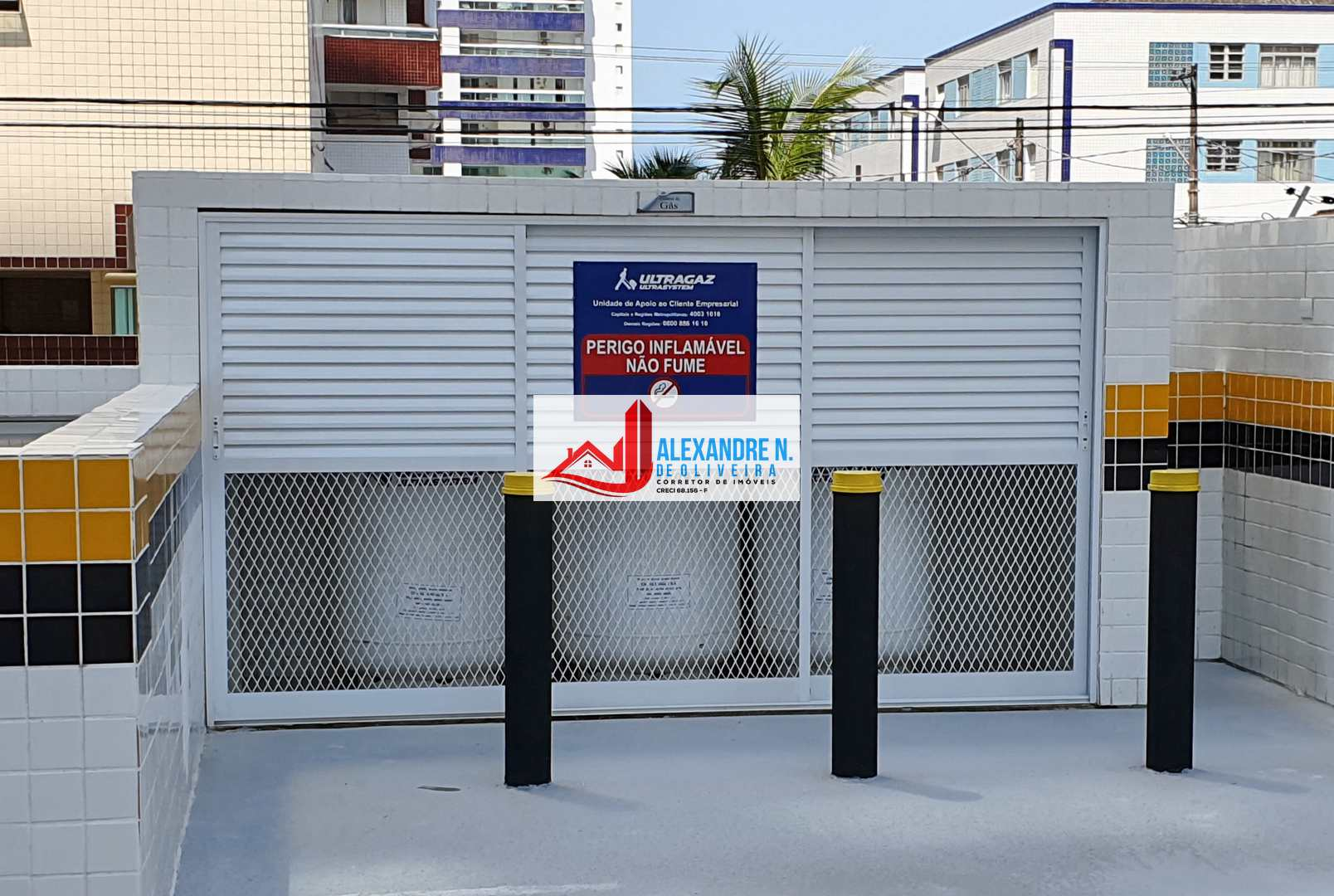 Apartamento 2 dorms, Ocian, Praia Grande, R$ 250 mil, AP00676