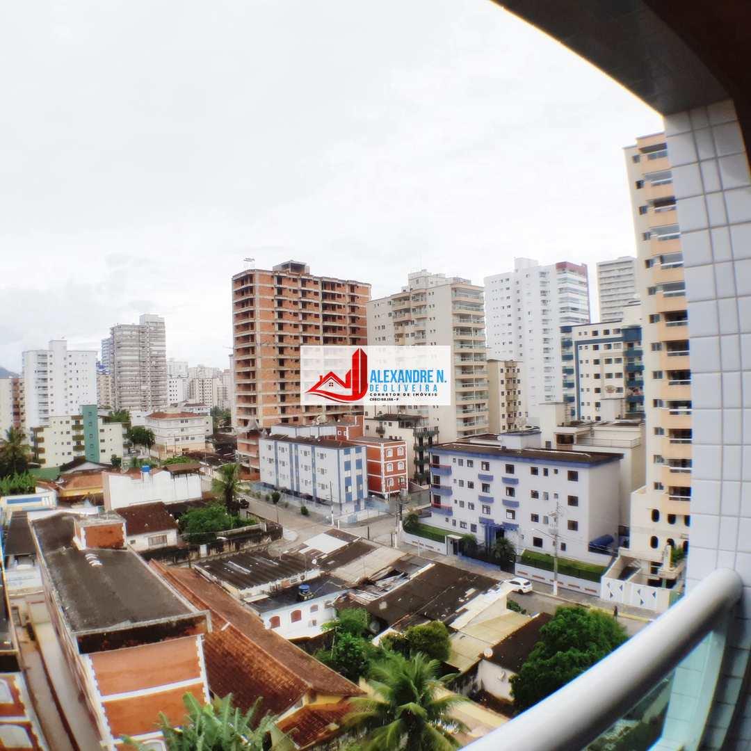 Apartamento com 2 dorms, Aviação, Praia Grande - R$ 86 mil, Cod: AP00517