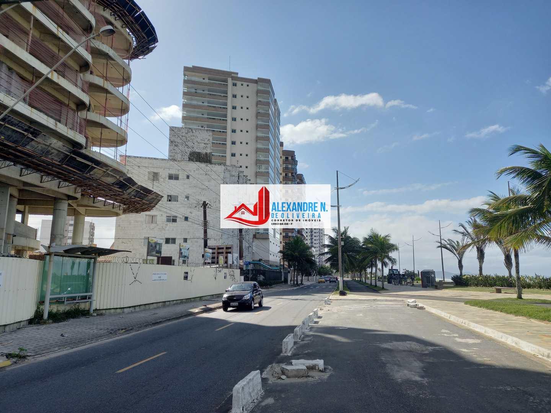 Frente mar, 2 dorms, Praia Grande, Entr. R$ 43 mil, AP00686