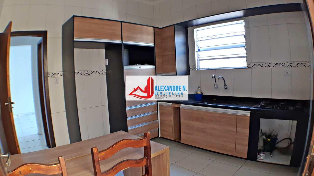 Casa 2 dorms, 3 vagas, Mirim, Praia Grande, R$ 220 mil, CA00017