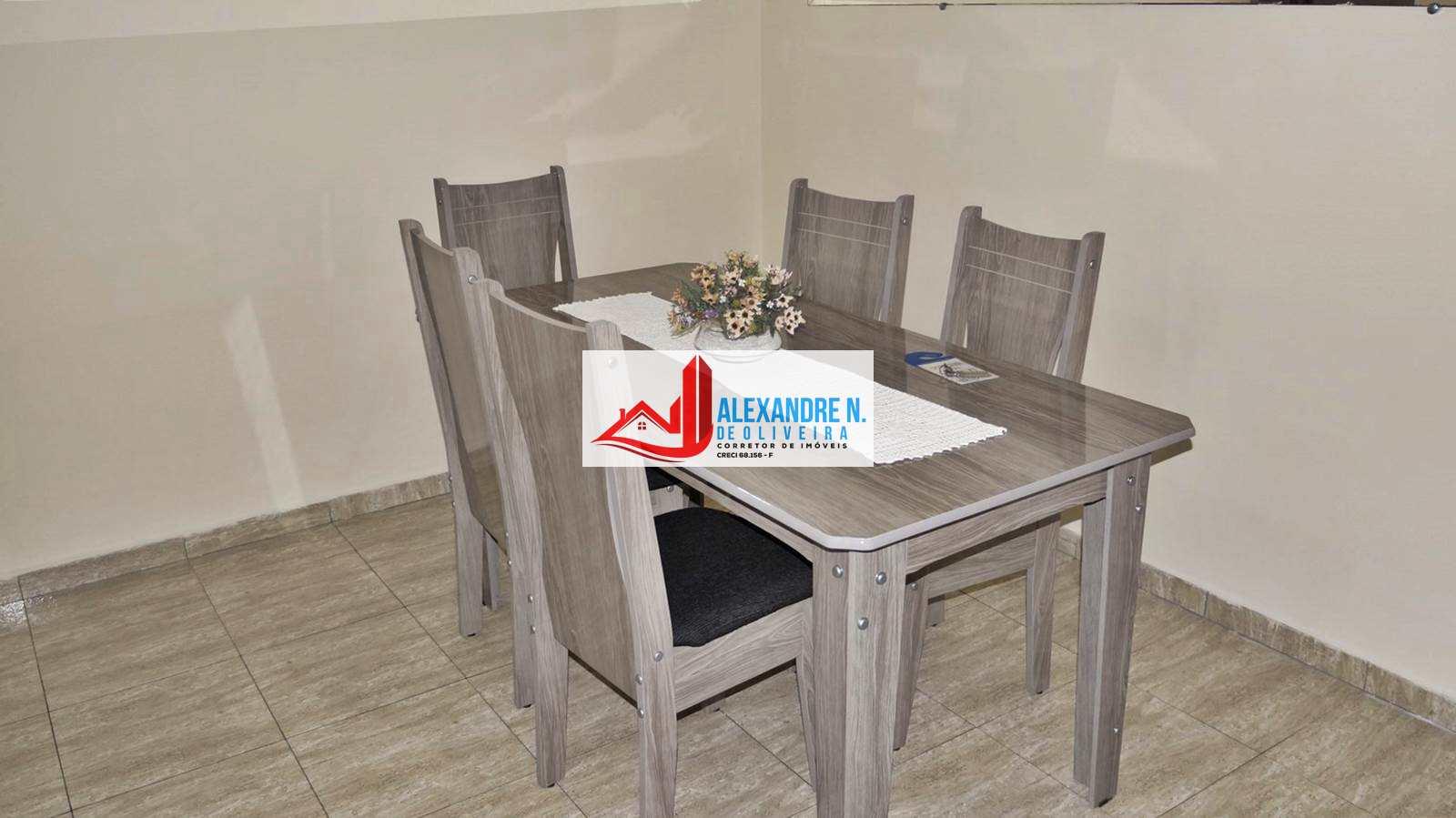 Apartamento 2 dorms, Tupi, Praia Grande - R$ 260 mil, AP00338