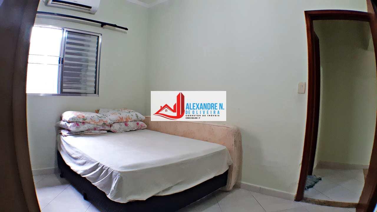 Casa 3 dorms, Nova Mirim, Praia Grande, R$ 450 mil, CA00018