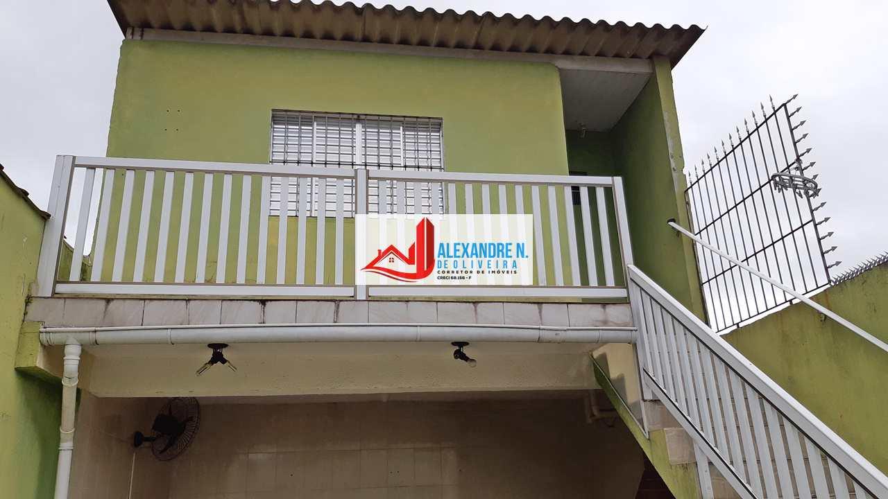 Casa 2 dorms, Maracanã, Praia Grande - R$ 180 mil, CA00019