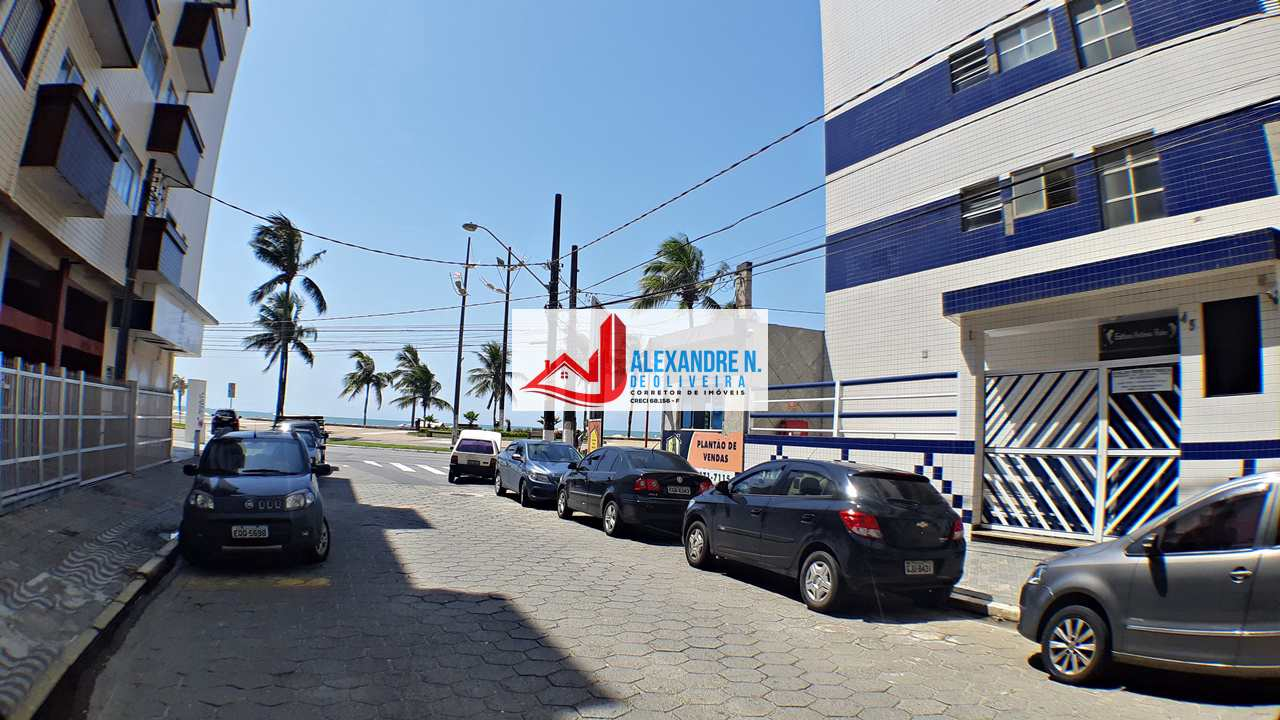 vista-mar, Kitnet, Ocian, Praia Grande - R$ 140 mil, KT00020