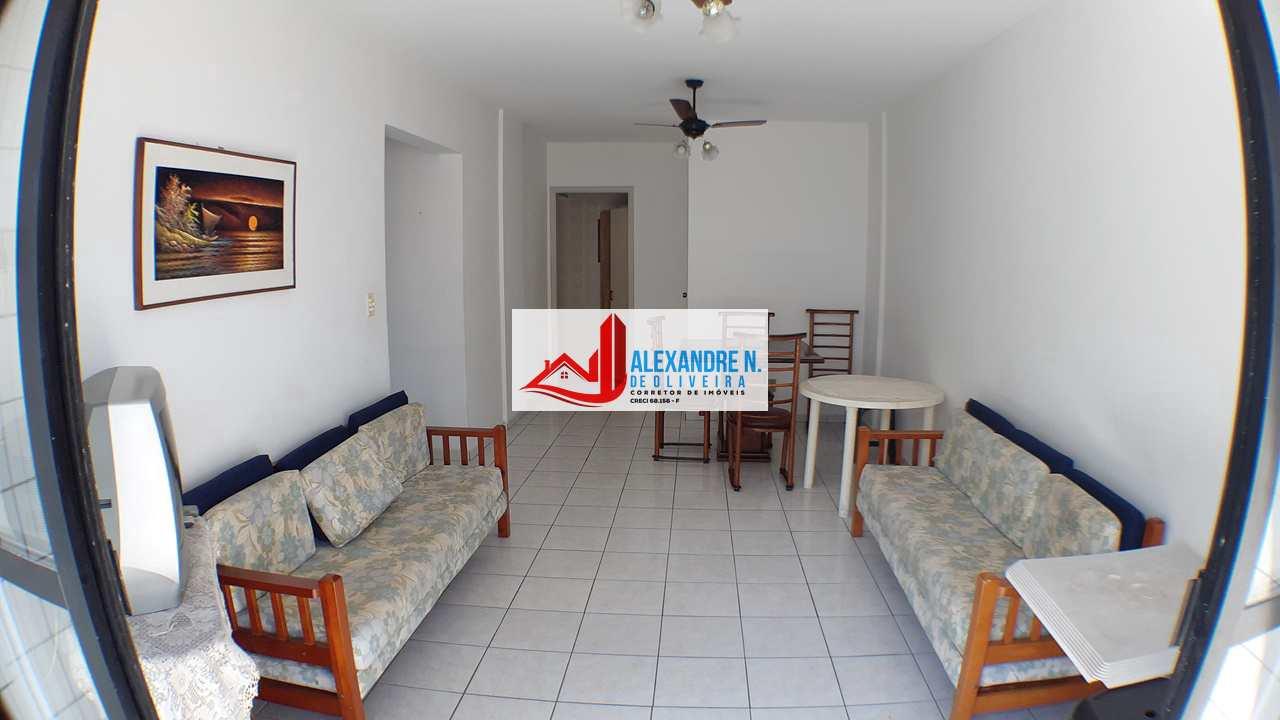 Vista-mar,  2 dorms, Ocian, Praia Grande, R$ 215 mil,AP00701