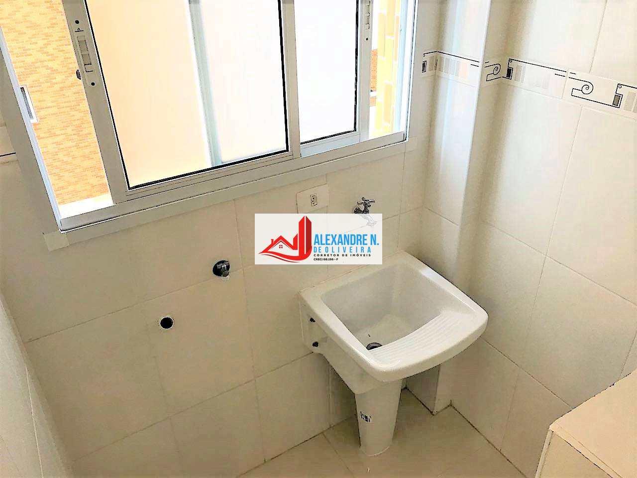 Apartamento 1 dorm, Forte, Praia Grande - R$ 280 mil, AP00703