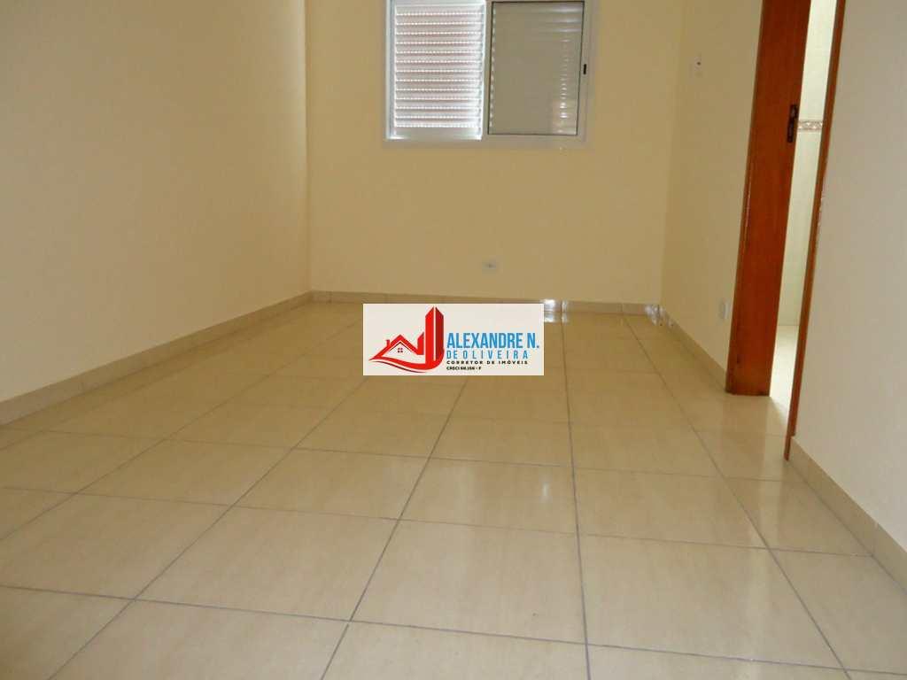 Vista-mar, 2 dorms, Ocian, Praia Grande, R$ 260 mil, AP00704