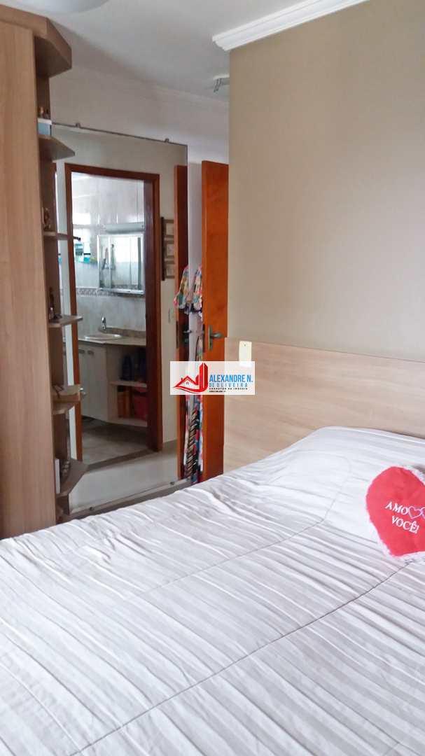 Vista-mar, 2 dorms, Ocian, Praia Grande, R$ 375 mil, AP00706