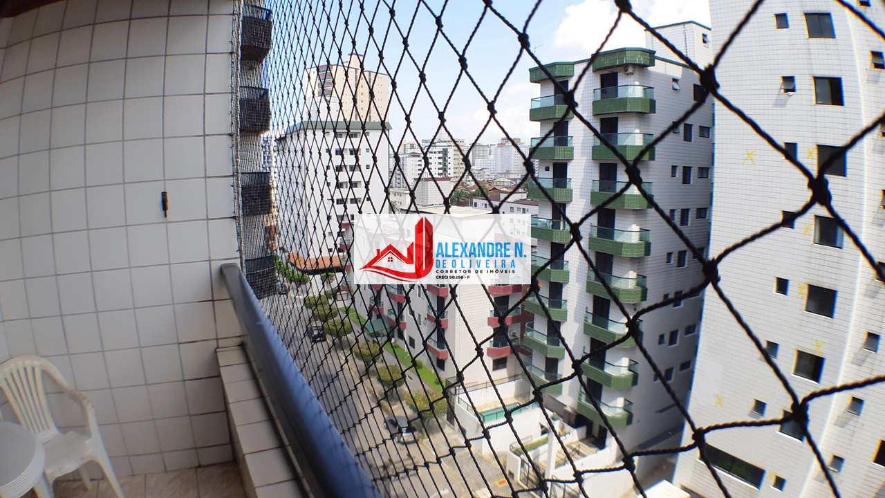 Apartamento 2 dorms, Ocian, Praia Grande - R$ 225 mil, AP00709