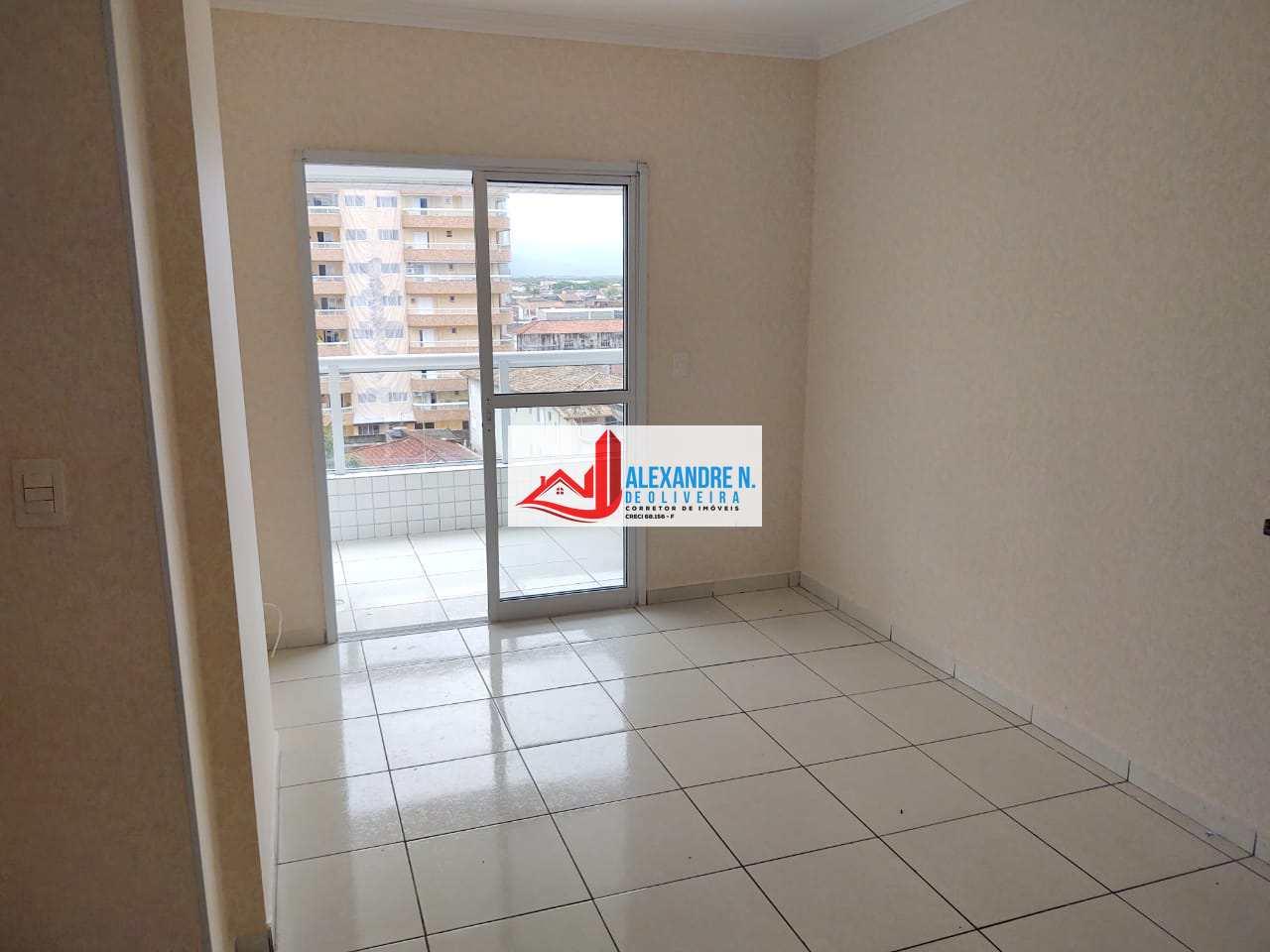 Apto 2 dorms, Tupi, Praia Grande, Entr. R$ 100 mil, AP00719