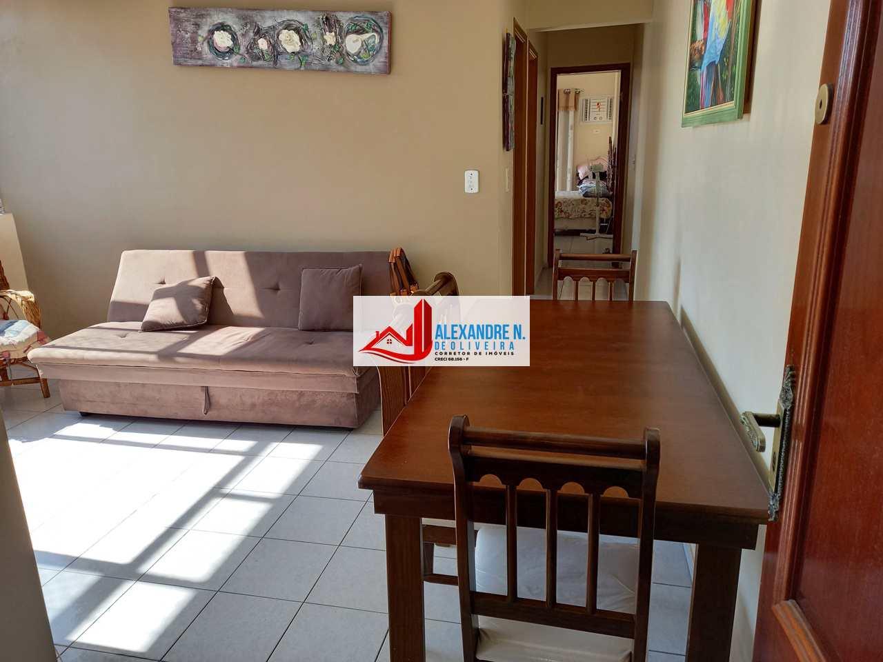 Apartamento com 2 dorms, Tupi, Praia Grande - R$ 180 mil, Cod: AP00727