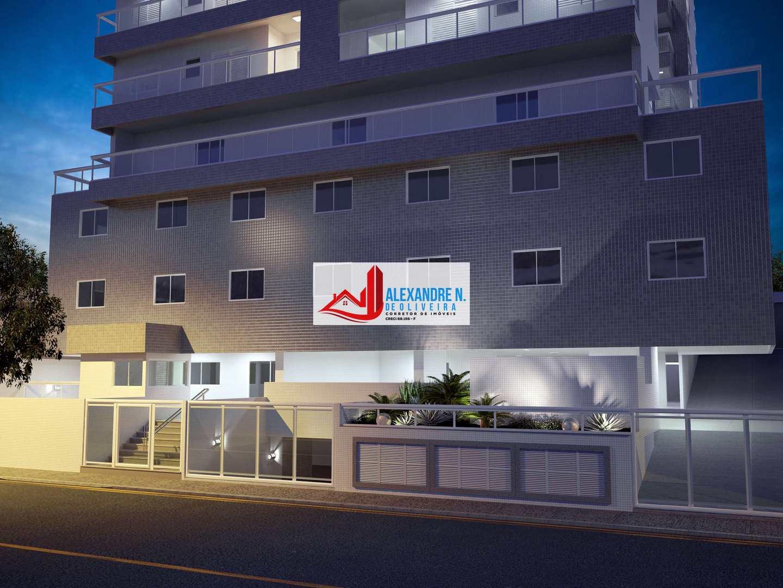 Apto 2 dorms, Ocian, Praia Grande, Entr. R$ 40 mil, AP00733