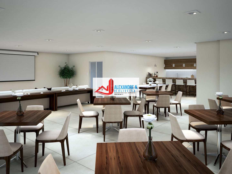 Apartamento 3 dorms, Ocian, Praia Grande - R$ 40 mil, AP00734