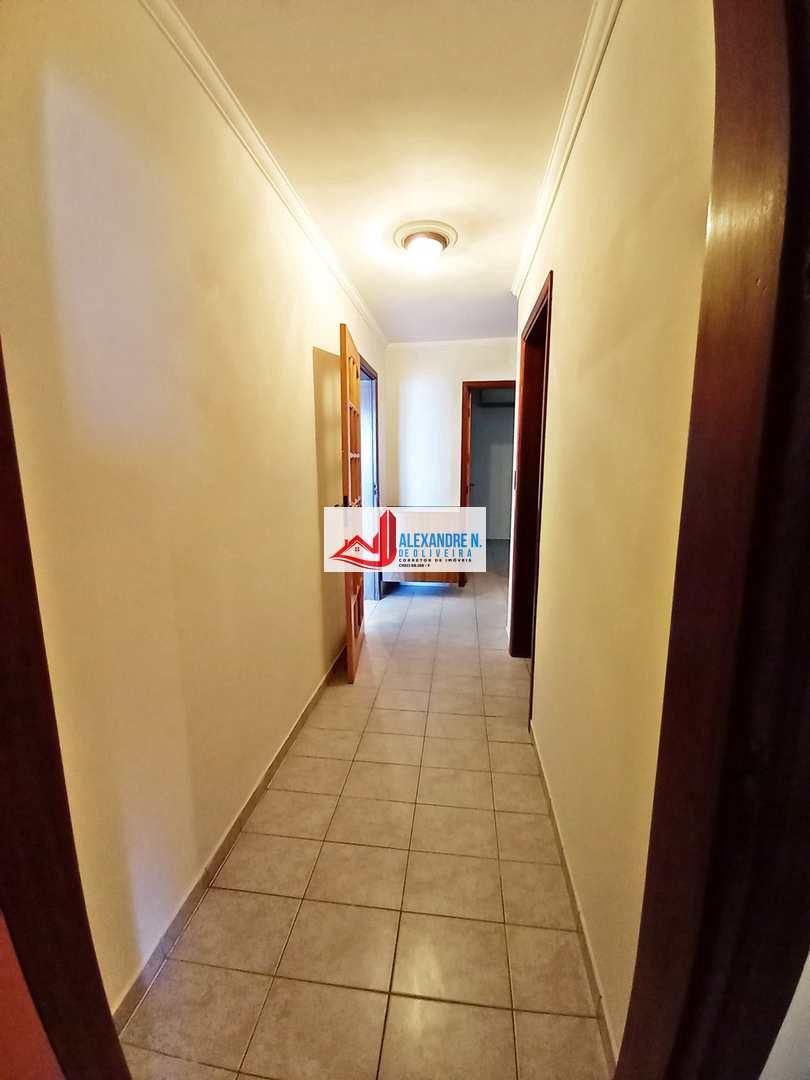 Frente-mar 3 dorms, Ocian, Praia Grande - R$ 460 mil, AP00738